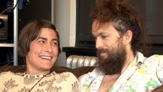 Edward Sharpe and the Magnetic Zeros Interview 2013: Alex Ebert on New Album 'Here,' Band Evolution Resimi