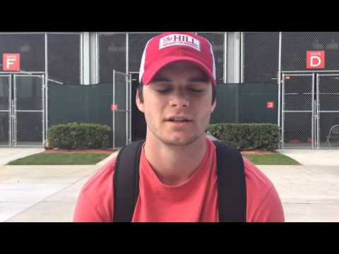 Red Sox Prospect Andrew Benintendi On His Transition To Pro Ball