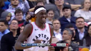 Toronto Raptors vs Utah Jazz | December 1 2019