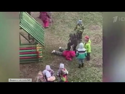 В Ярославле дети избили сверстницу в детском саду.