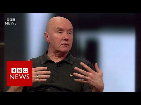Irvine Welsh on Brexit and Trump  BBC