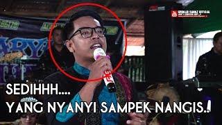 Gambar cover Mas Atim Sampek Nangis Bawain Lagu ini | KARYAWAN HIBURAN Musik Nditink Live Perform