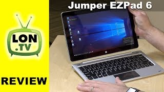 Jumper EZPad 6 Review : $200 (or less) 2 in 1 Detachable Tablet Windows 10 PC
