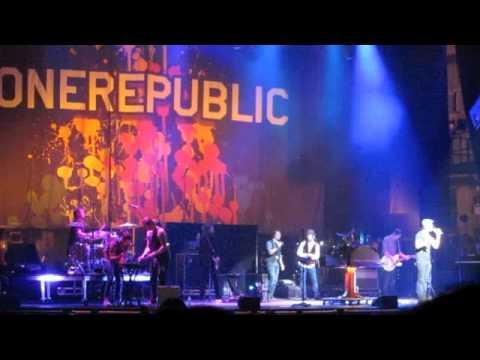 OneRepublic - Shout - Beacon Theater 11/13/2009