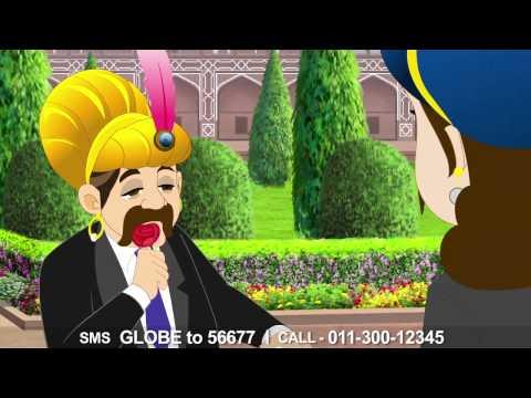 Globe Capital TVC 2- Maharaj & BearBull- Money & Love