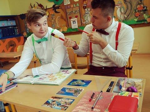 Tom a Elo - Hej, do školy (Hej, sokoly cover)