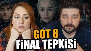 OH NO! Game of Thrones Finale Season 8 Episode 6 Reaction