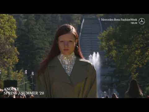 Mercedes-Benz Fashion Week Tbilisi SS 20 / ANOUKI