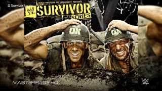 "2009: WWE Survivor Series Official Theme Song: ""Get Thru This"" + Download Link (HD)"