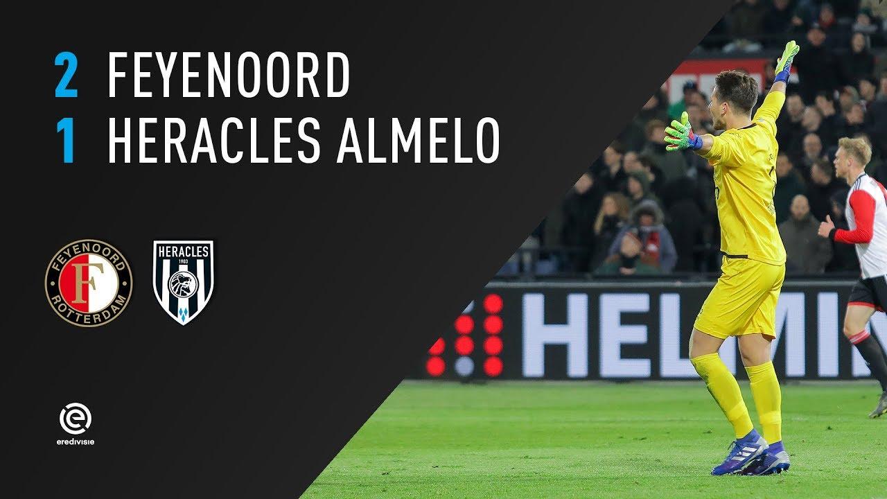 Feyenoord - Heracles Almelo | 13-04-2019 | Samenvatting