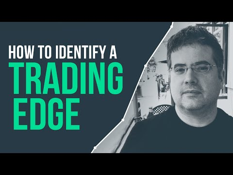 How to identify a trading edge & the realistic path of a trader | Adam Grimes