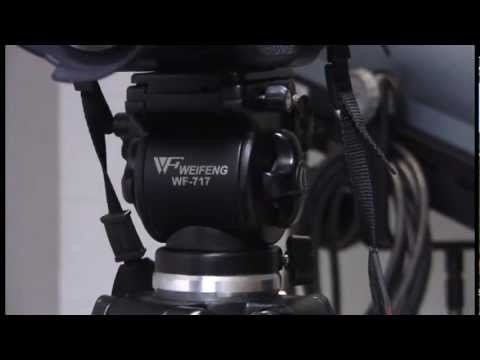 Weifeng WF-717 Professional Video Tripod Review