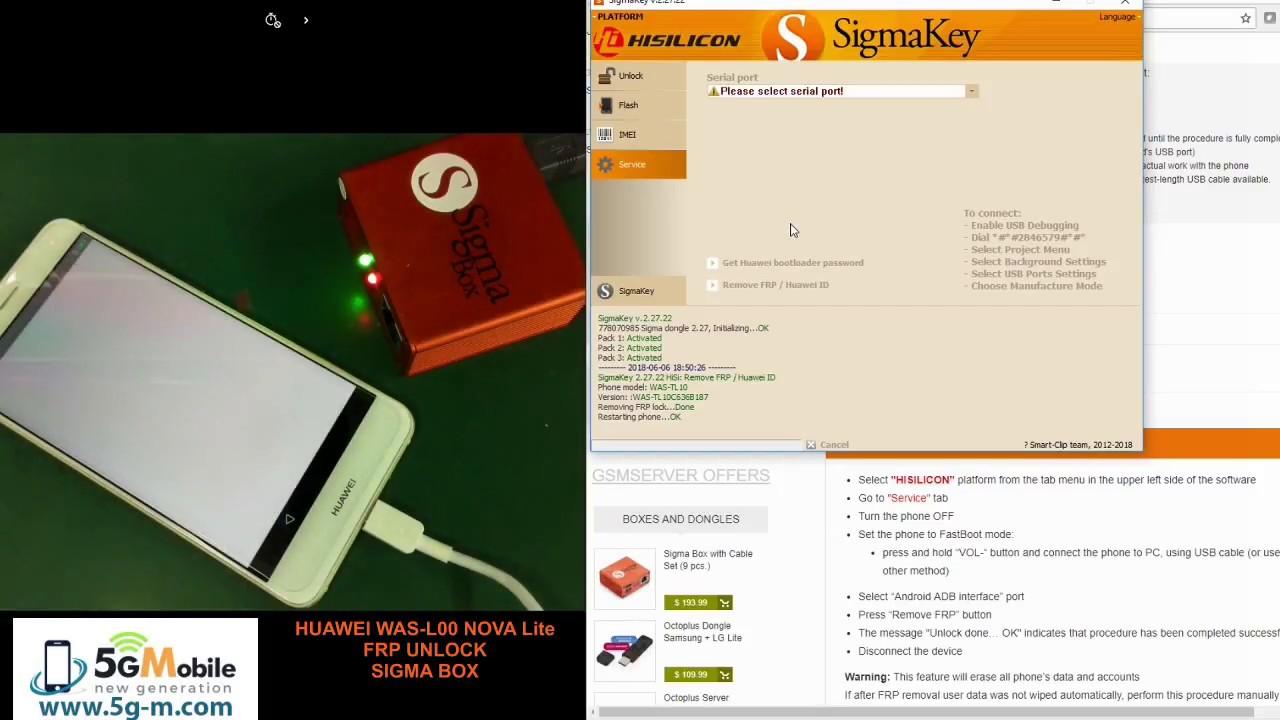 Sigma Box Completa di Set Cavi + Sigma Pack 1+2+ 3