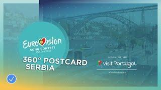 360 Porto – Sanja Ilic & Balkanika's Postcard  Eurovision 2018