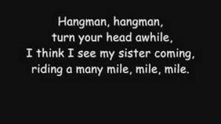 Led Zeppelin - Gallows Pole, lyrics