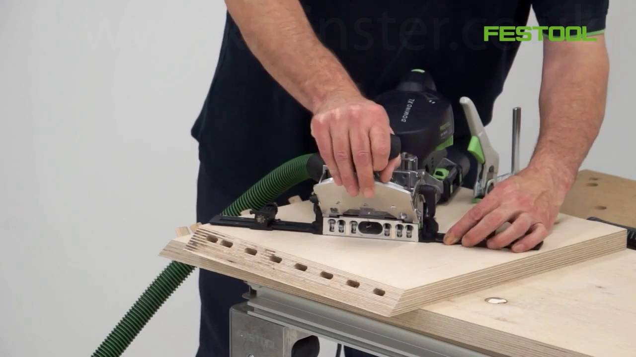 Machine A Domino Festool