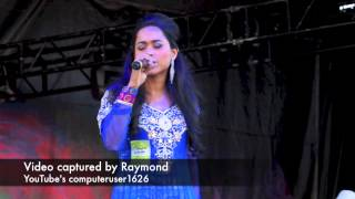 Shweta Subram - Ainvayi Ainvayi - Surrey Fusion Festival 2013 (LIVE)