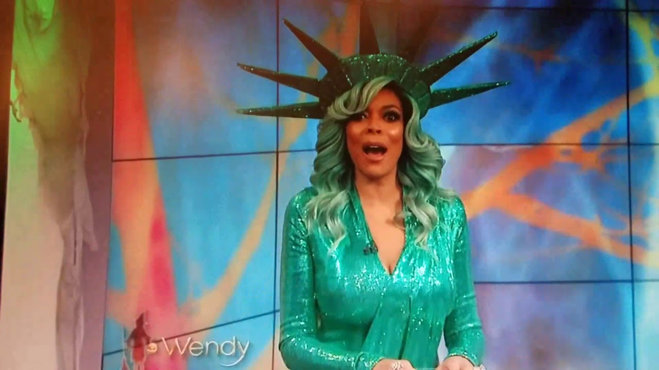 Watch Wendy Williams Passes Out During Live Episode of The Wendy Williams Show video