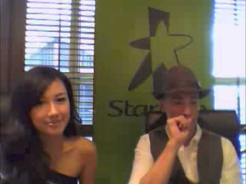 Live Chat with TVB Stars Moses Chan and Selina Li on StarHub Entertainment Facebook (Part 2 of 3)