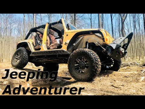 Rausch Creek Adventure with Offroad Elements