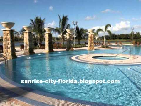 Sunrise City Florida Attractions
