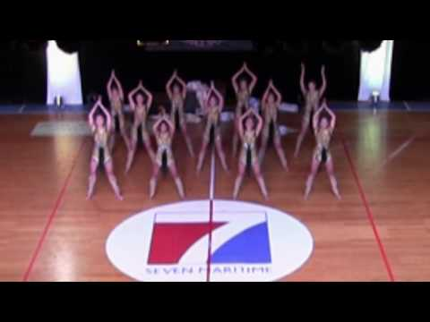 Kavala Open 2017 | All Ladies Latin Youth