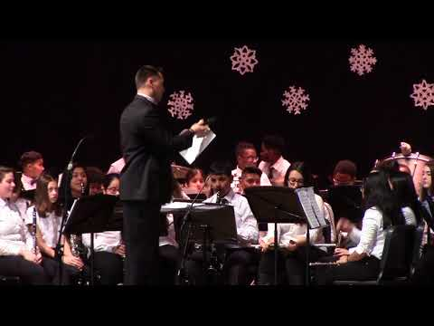 Long Branch Middle School Winter Concert 2017