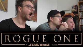 ROGUE ONE: A STAR WARS STORY Teaser Trailer #2 | Rocket Beans Reaction Video | 13.10.2016