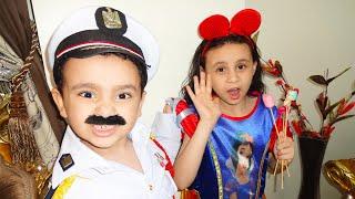 الشرطي حمودي يقبض على حرامية المارشملو!!