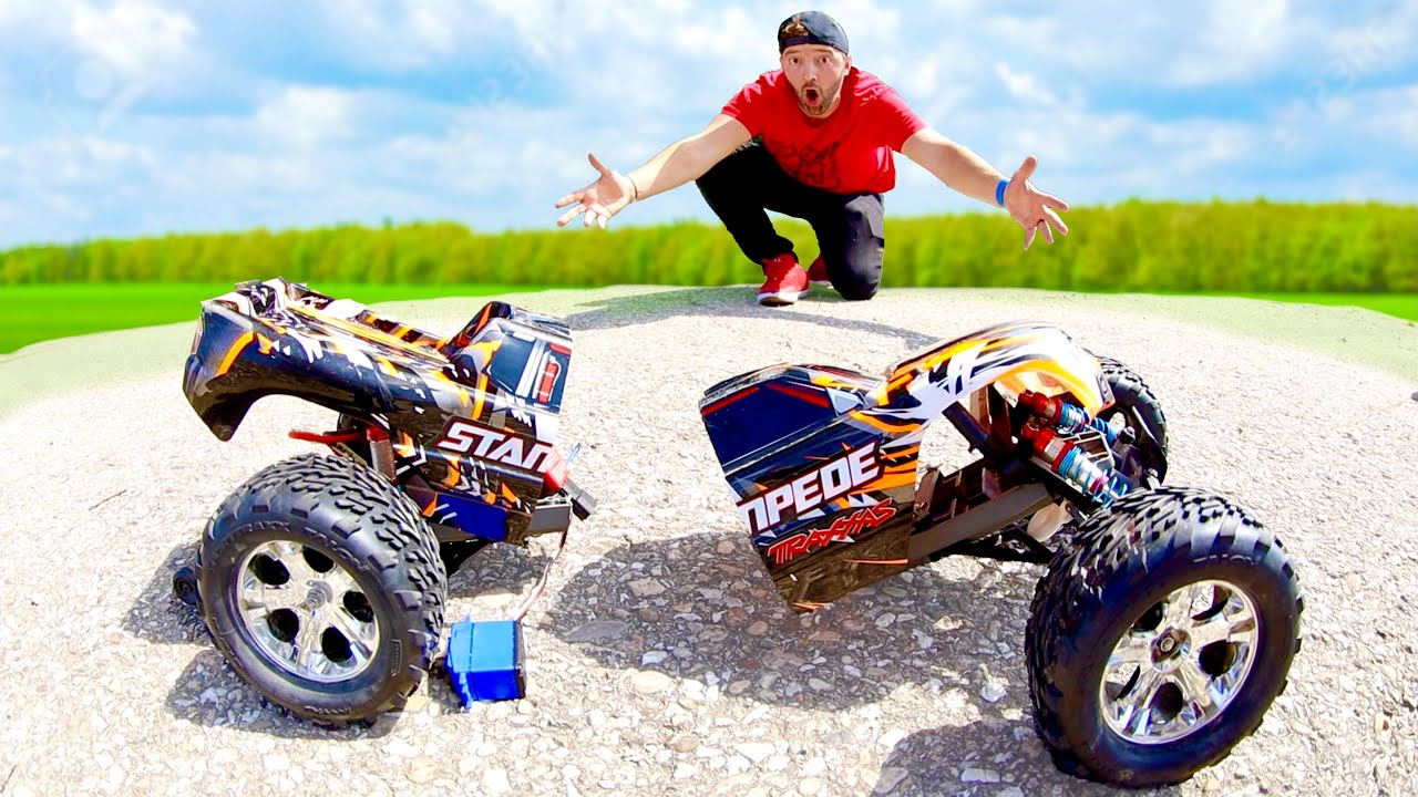 Download 100% RC CAR INSANITY MONTAGE!