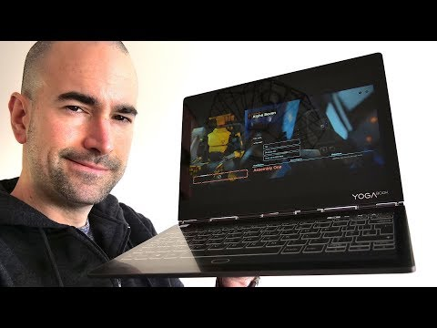 Lenovo Yogabook C930 One Month Review Youtube