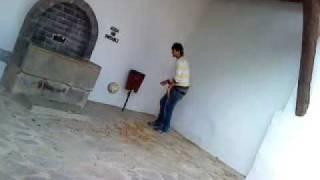 Pina de Montalgrao: Basket en la Fuente Vieja.
