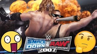 """WWE Smackdown vs Raw 2007 - GM MODE - """"BIG SHOW IS A SAVAGE!?!"""" (Ep 17)"""