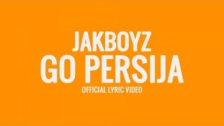 Jakboyz - Jakboyz - Go Persija [ Official Lyric Video ]
