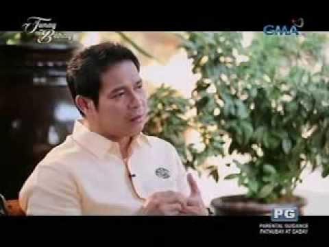 Tunay na Buhay: Si Daniel Fernando bilang isang public servant