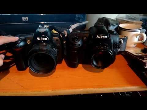Nikon D70s+50mm 1.8G vs Nikon D200+50mm 1.8D noise test