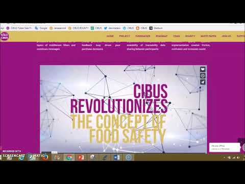 CIBUS IS POISED TO CREATE FRESH REVOLUTION WITH BLOCKCHAIN