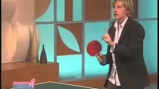 Ellen DeGeneres Show - Ellen DeGeneres vs. Allison Janney