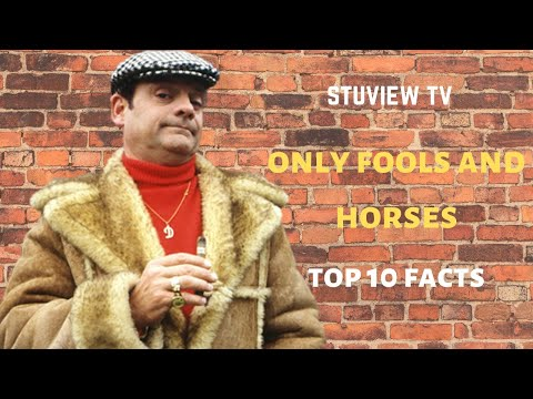 Top 10 Only Fools & Horses Cushty Facts   TV Comedy Trivia