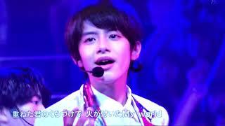 2017年 9月22日 ザ少年倶楽部 東京B少年 「SUPERMAN」