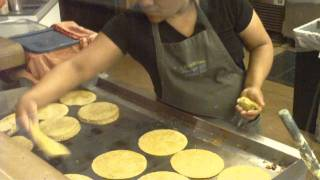 Making of tortillas.MOV