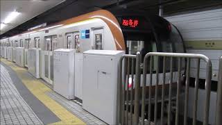 東京メトロ10000系10126F 当駅止まり @新木場
