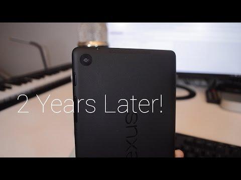 Nexus 7 (2013): 2 Years Later!