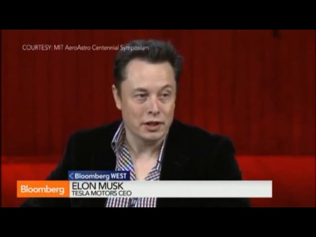 Tesla's Elon Musk: We're 'Summoning the Demon' with Artificial Intelligence