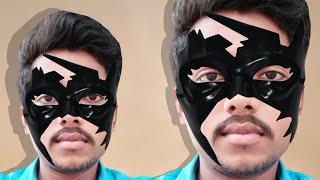How I made my Krish Mask - 360 DIY