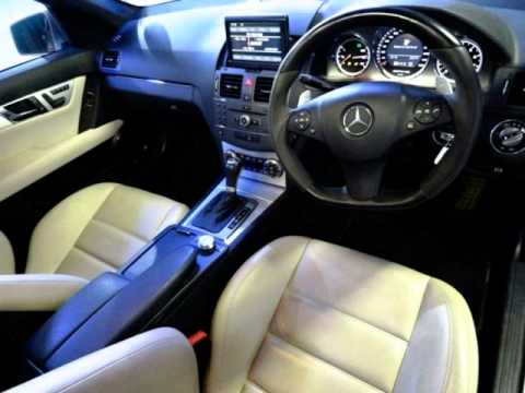 2009 Mercedes Benz C Class C63 Amg Auto Auto For Sale On Auto Trader
