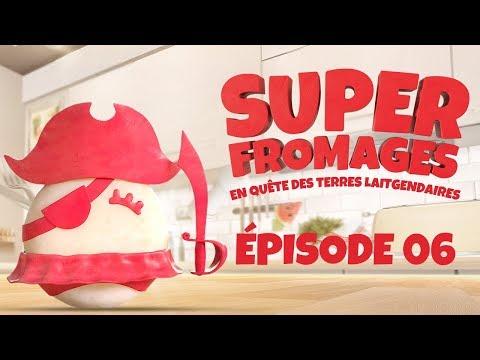 "SUPER FROMAGES E06 - ""Agathe La Pirate"" - BABYBEL"