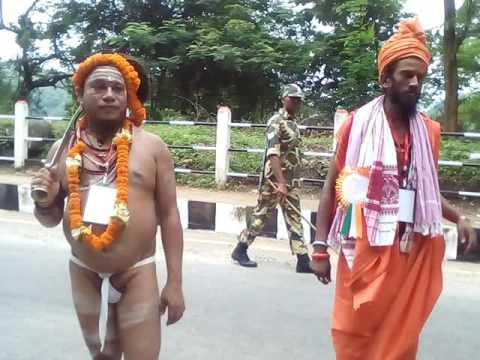 Ambubachi mela ,kamakhya ,guwahati,21 June,2016.