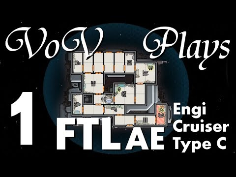 Digital Warfare - VoV Plays FTL AE: Engi Cruiser Type C - Pa