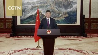 chinese president xi jinping s 2017 new year address